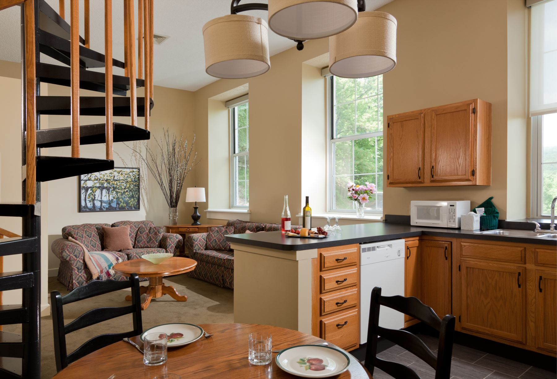 Two bedroom suites ledges hotel - What hotels have 2 bedroom suites ...