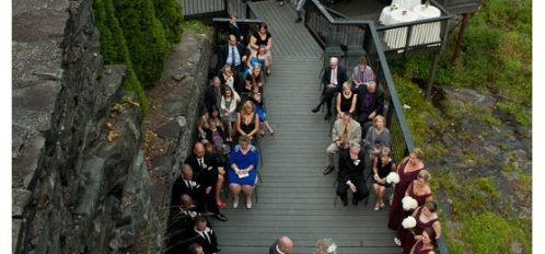 Weddings at Ledges Hotel