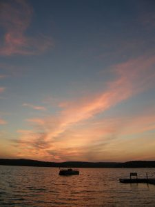Lake Wallenpaupack PA
