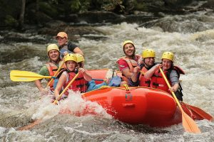 Kittatinny white water rafting