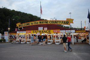 Wayne County PA Fair