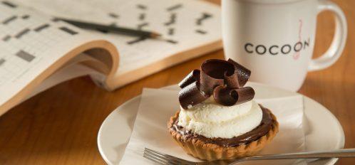 Cocoon Coffee House Sweet Treat